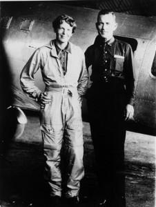 Amelia Earhart, Fred Noonan (AP Photo, File)