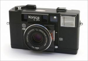 Konica C35 AF by Konica