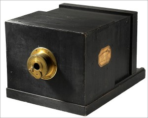 The Daguerreotype Camera