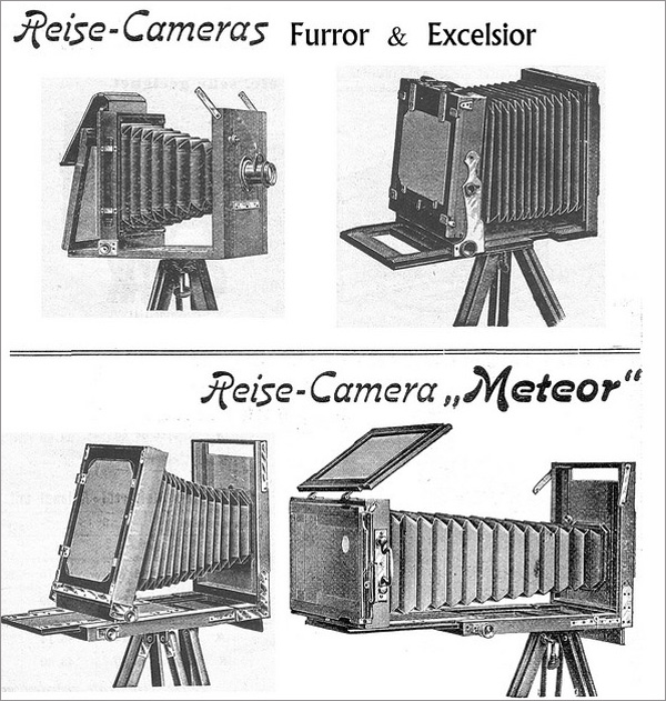 History of the cameras - Timeline   ScanCorner