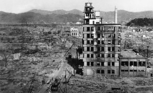 Hiroshima - Then and now images